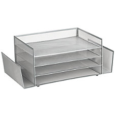 Office Depot Brand Mesh 4 Shelf