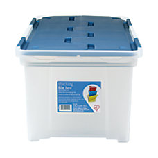 Iris Wing Lid Box 49 Quarts