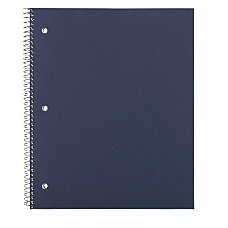 OfficeMax Recycled 1 Subject Notebook 11