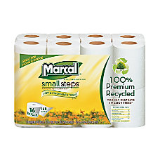 Marcal Small Steps 2 Ply Bathroom