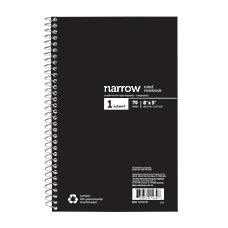 OfficeMax Notebook 5 x 8 1