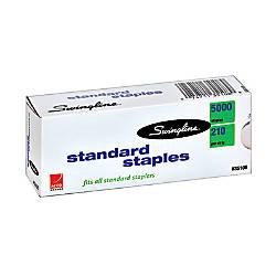 Swingline SF1 Standard Chisel Point Staples