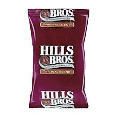 Hills Bros Pre Measured Regular Coffee