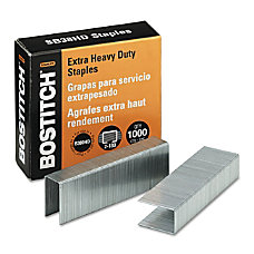 Stanley Bostitch Heavy Duty Staples 1516