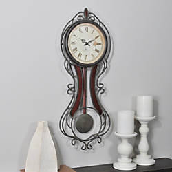 FirsTime Grand Pendulum Fleur De Lis