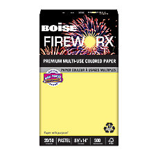 Boise Fireworx Premium Multi Use Colored