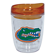 Hunter NCAA Slimline Tumbler With Lid