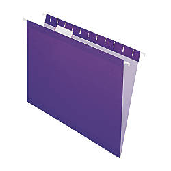Office Depot Brand Hanging Folders 8