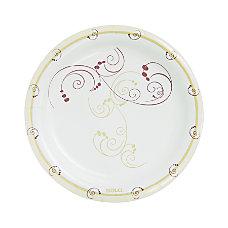 Solo Symphony Paper Plates 8 12