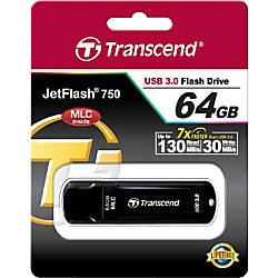 Transcend 64GB JetFlash 750 USB 30