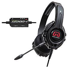 GamesterGear Cruiser XB200 Headset