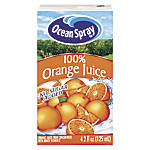 Ocean Spray Aseptic 100percent Orange Juice