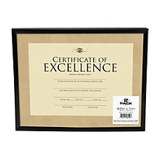 Uniek Regal Document Frames 8 12