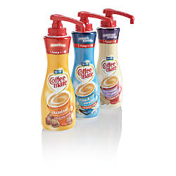 Coffee mate Liquid Coffee Creamer Pump