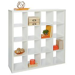 Brenton Studio Cube Bookcase 16 Cube