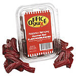 Office Snax Soft Chewy Gourmet Red