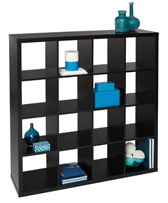 Brenton Studio Cube Bookcase  Cube Black By Office Depot  OfficeMax - Cube bookshelves