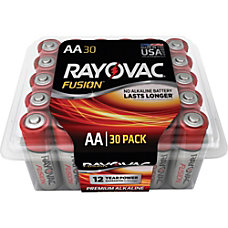Rayovac Fusion 815 30PPFUS Battery AA