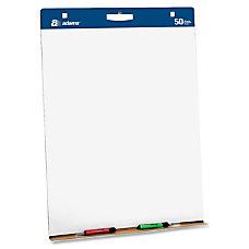 Adams White Easel Pad 50 Sheets