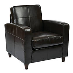Ave Six Venus Club Chair EspressoDark