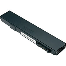 Toshiba PA3788U 1BRS Notebook Battery