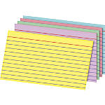 Index Cards and Files