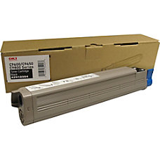 Oki TYPE C7 Black Toner Cartridge