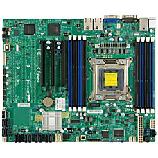 Supermicro X9SRi Server Motherboard Intel C602