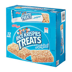 Kelloggs Rice Krispies Treats 22 Oz