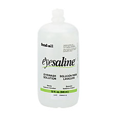 Fendall Eye Wash Saline Solution Bottle