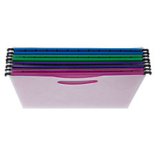 Office Depot Brand Hanging File Box