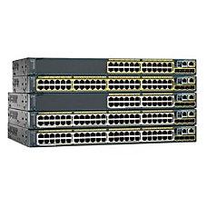 Cisco Catalyst WS C2960S 48FPD L