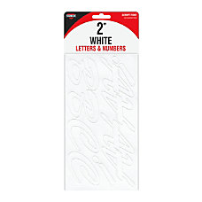 Cosco Vinyl Numbers And Letters 2