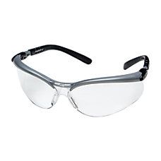 3M BX Protective Eyewear BlackSilver Frame