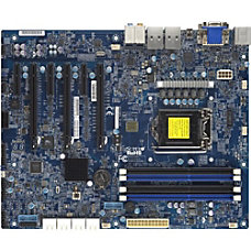 Supermicro X10SAT Server Motherboard Intel C226
