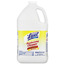 Professional Lysol Concentrated Disinfectant Cleaner Liquid