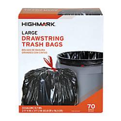 Highmark Trash Bags 33 Gallons Box