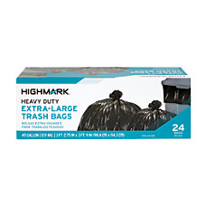 Highmark Trash Bags 45 Gallons Box