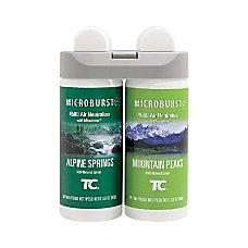 Rubbermaid Microburst Duet Refills Alpine SpringsMountain