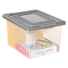 IRIS File N Stack File Box
