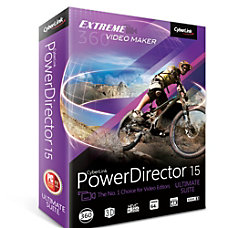 CyberLink PowerDirector 15 Ultimate Suite Download