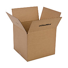 Office Depot Brand Folded Boxes 12