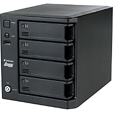 Verbatim PowerBay 96957 Hard Drive Array