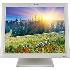 Planar PT1745R 17 LCD Touchscreen Monitor
