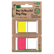 Redi Tag Recycled Flag 25 x