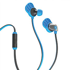 JLab Epic Earbuds BlueGray