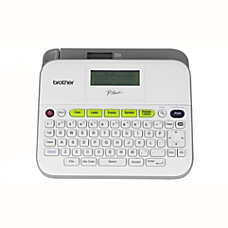 Brother P Touch Compact Label Maker