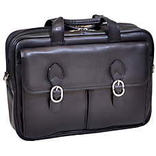 McKlein Kenwood Laptop Case With 154