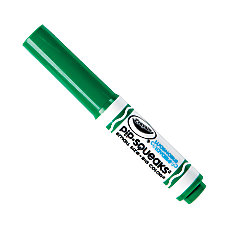 Crayola Pip Squeaks Marker Leprechaun Green