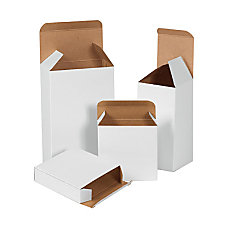 Box Packaging Reverse Tuck Folding Cartons